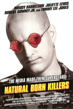 Natural born killer Assassini nati - Natural born killers #crimine - #thriller