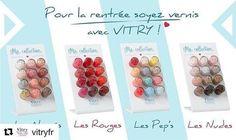"""#Laboutique #☎️tel 961.79.100224/5/6/7/8/9 #whatsup 961.70.365754 #💅On commence la semaine avec une touche magique ! """"Tentez de gagner un coffret de notre dernière collection de vernis à ongles sur notre page facebook"""" VITRY. #vao #vitry #nails #nailsaddict #manucure #cosmetics #beauty #skincare #face #body #💙"""