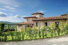 Italian Villa in Tuscany Italy