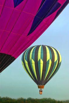 Morning Flight Adirondack balloon festival