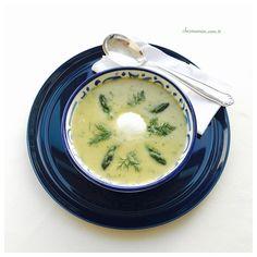 Kuşkonmaz Çorbası- Asparagus Soup