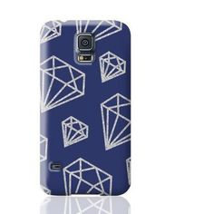 Diamonds Are Forever Phone Case - Samsung S5 - Cinderbloq Cases & Accessories