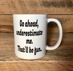 funny mug funny mug for cop police officer mug mug with sayings coworker mug home and living drinkware mugsbymockingbird coffee mugs Coffee Mug Quotes, Funny Coffee Mugs, Coffee Humor, Funny Mugs, Sarcastic Quotes, Funny Quotes, Cute Cups, Rack Design, Mug Shots