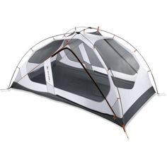 REI Half Dome 2 Tent: Backpacker Magazine 2010 Editors' Gold Choice Award. Excellent tent for two.