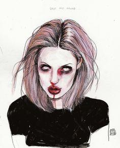 Lucas David — Angelina Original painting