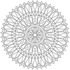 dont eat the paste new mandala coloring page