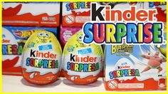 It's a special edition of What's in the Box Wednesday with Kinder Surprise Eggs! #kinder #toys