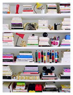 neon shelves