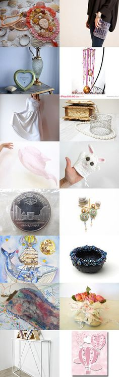 Magic Moments by Laura P. on Etsy--Pinned with TreasuryPin.com