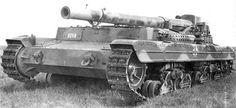 Semovente da 14/9 M42, Italian tank with the emblem of WERMARCH  ====================== Semovente да 14/9 М42, итальянский танк с эмблемой Вермахта
