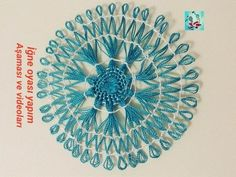 How to made fabric needle lace tutorial - My Recommendations Needle Tatting, Tatting Lace, Needle Lace, Tenerife, Loom Board, Lace Weave, Plastic Canvas Stitches, Hairpin Lace, Embroidery For Beginners