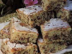 Bulgarian Food, Bulgarian Recipes, Sheet Cakes, Blondies, Kids Meals, Banana Bread, Appetizers, Homemade, Breakfast