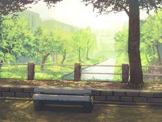 [Aporte] Wallpaperss Paisajes Anime