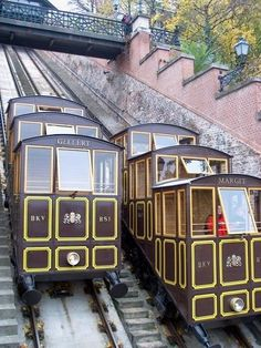 Budapest Castle Funicular