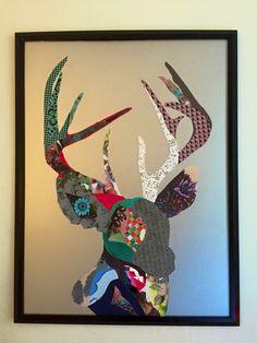Deer collage  '15