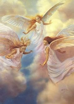"""""""A gathering of angels can enlighten the whole world.."""""""
