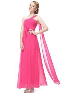 HE09816HP10, Hot Pink, 8US, Ever Pretty Hot Pink Evening Dresses Women 09816