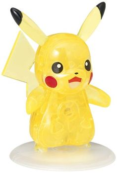 Beverly Pokemon XY Crystal 3D Jigsaw Puzzle  Pikachu 29 Piece >>> Continue to the product at the image link.