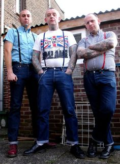 Oi!.: EVIL CONDUCT Punk Rock, Skinhead Fashion, Skinhead Style, Dr. Martens, Ska Punk, Kids Clothing Brands, Clothing Stores, Skin Head, Tattoo