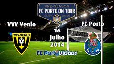 Blog FC Porto Vídeos: Pré-época 14/15 - J1 - VVV Venlo x FC Porto (Resum... Fc Porto, Everton Fc, Loire, Juventus Logo, Team Logo, Soccer, Seasons, Blog, Sports