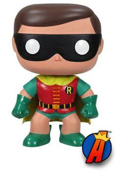 Robin 1966 Funko Pop! Heroes Figure Number 42. #funko #batman #robin #popheroes #funkopopheroes