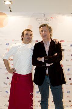 José Luis Paz (@RougieES) Mario Sequerra (Atlas Gourmet)