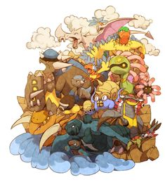 Fosil Pokémon