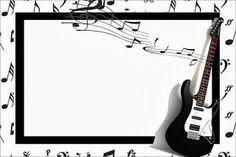 Rectángulo música