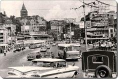 İstanbul, Karaköy (1970'ler)