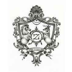 The Zimmermann Emblem: Class of 2013. Illustration by Courtney Brims