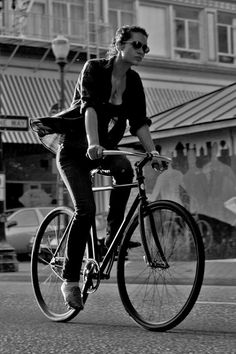 I want a bicycle again