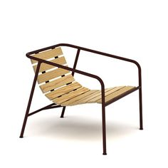 Image Established & Sons - Crate Series No. 8 Low Chair