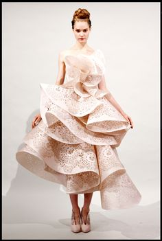 Who thinks of this... Marchesa, one  only