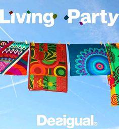 Desigual Living Party - News - Moda Otoño Invierno 2012 - Tendencias, glamour y celebrities - ELLE.ES