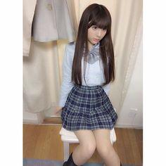 いいね!1,481件、コメント15件 ― 緑川 百々子 momoco midorikawaさん(@_momowaltz_)のInstagramアカウント Japanese Fashion, Fashion Pictures, Skater Skirt, Hipster, Cosplay, Asian, Skirts, Model, Chinese