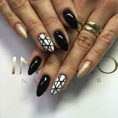 Mr Black, Mr White, Oh My Gold – Paint Gel Black`