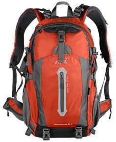 5c9ef47ce587 50l Outdoor Hiking Camping Mountaineering Nylon Travel Backpack Shoulder  Bag