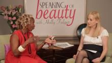 Speaking of Beauty TV~ Holly Fulger Interviews Cynthia Oredugba about Inner Beauty - Speaking of Beauty TV on Blip