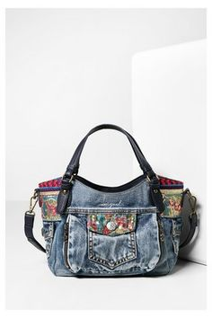 New Collection Preview Desigual Bag McBee Ethnic Deluxe