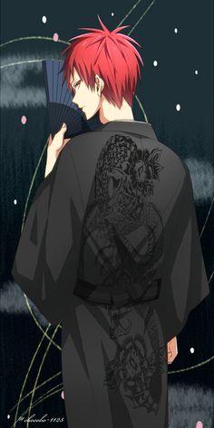 Akashi seijuro ❤