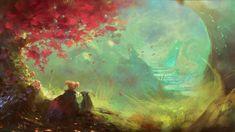 redtree by elleneth