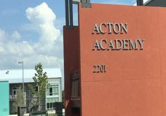 "Acton Academy is small private K-9 school in Austin. The core promise is that each student will ""Begin a Hero's Journey."" Located in Austin, Texas, students learn that courage, grit, and perseverance matter far more than regurgitation."