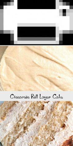 Cinnamon Roll Layer Cake...a buttery cinnamon cake layered with cinnamon glaze and cinnamon buttercream...EAT CAKE FOR BREAKFAST! #AlmondCakeRecipes #SimpleCakeRecipes #CakeRecipesVideos #CupCakeRecipes #PumpkinCakeRecipes #MoistChocolateCakeRecipe Pumpkin Cake Recipes, Cupcake Recipes, Cinnamon Cake, Cinnamon Rolls, Chocolate Souffle, Hot Chocolate, Breakfast Cake, Eat Cake, Glaze