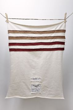 Alabama Chanin Bar Towel