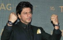 Shahrukh Khan Unveils Tag Heuer Watch Collection