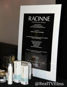 Racinne Cosmetics, Glam In La La Land, Hollywood Improv by Real TV Films, via Flickr