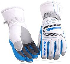 Chariot Trading  Snow Gloves Outdoor Kids Skiing gloves SIZE  M >>> Click image to review more details.