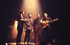 Half Moon Run - December 5th 2013 - Salle Albert-Rousseau, Québec City