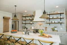 Tiles we Love: Kitchen backsplashes worth the change! — Dennis Schorndorf Fine Homebuilding