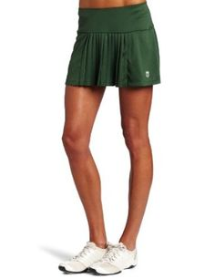 Amazon.com: K-SWISS Womens Accomplish Pleated Skirt: Sports & Outdoors